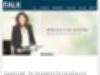 Rechtsanwalt Rechtsanwältin Gisela Falk   Fachanwältin für Familienrecht, Familienrecht, Verkehrsrecht, Arbeitsrecht, Steuerrecht, Wilhelmstraße 31, 35037 Marburg